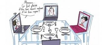 (Illustration : Régis Faller - Source Madame Le Figaro)