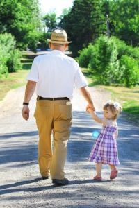 Grandad-and-granddaughter-stock-image